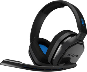 Astro Gaming A10 Headset for PS4 (Grey/Blue) - Choice Computer Technologies