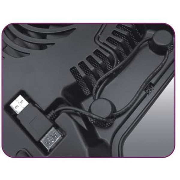 "CM NOTEPAL X-SLIM 17"" Cooling Pad - Choice Computer Technologies"