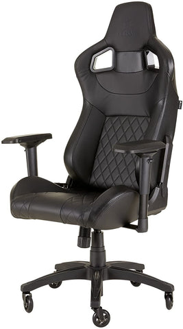 Corsair T1 RACE Gaming Chair - Black/Black - Choice Computer Technologies