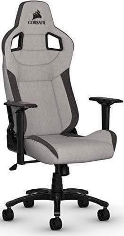 Corsair T3 RUSH Gaming Chair - Gray/Charcoal - Choice Computer Technologies