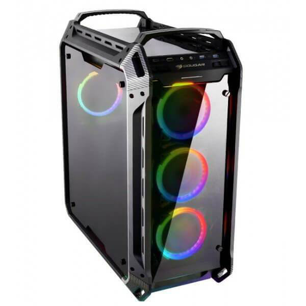 PANZER EVO RGB PC Gaming Case - Choice Computer Technologies