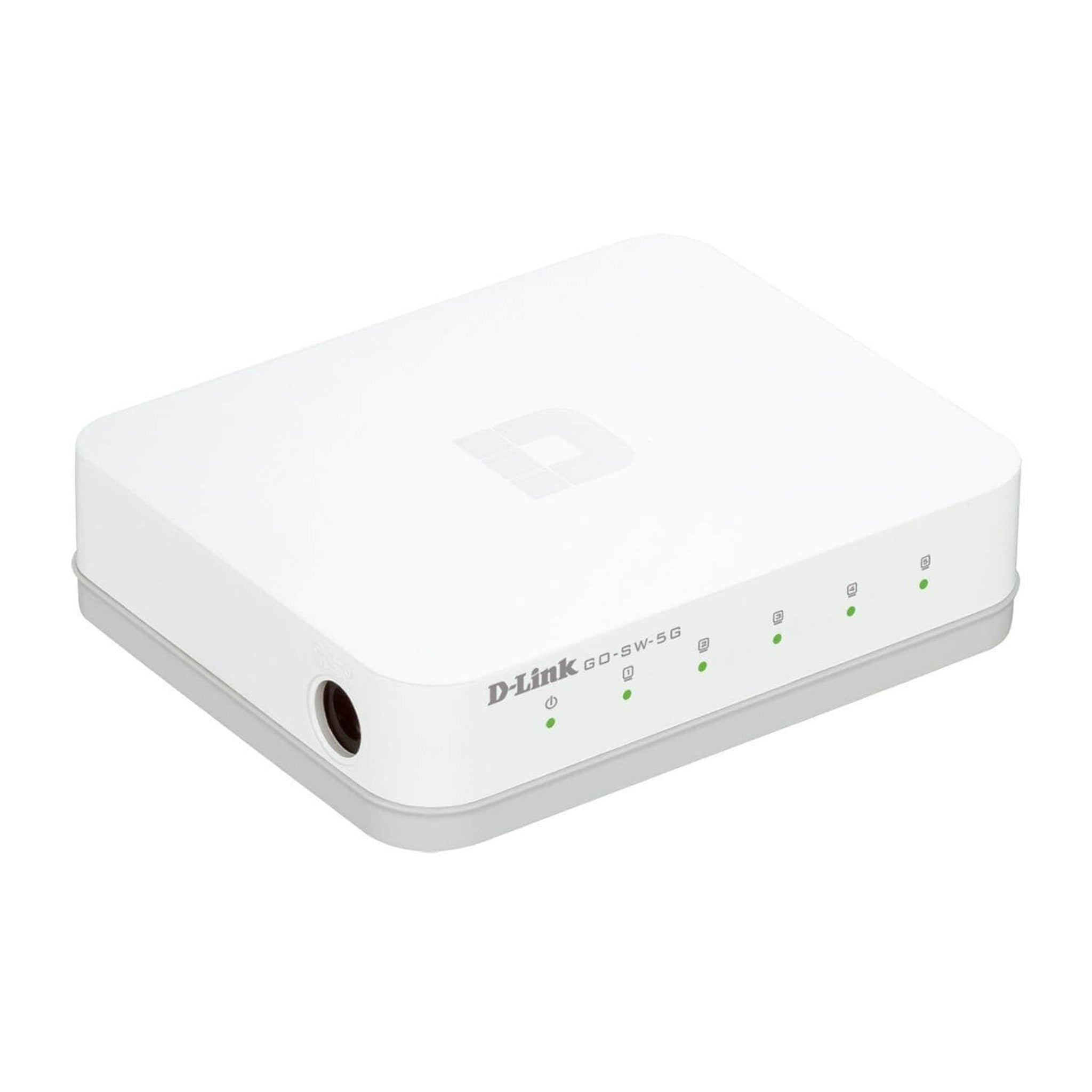 D-Link Network GO-SW-5G 5Port Unmanaged Gigabit Desktop Switch - Choice Computer Technologies