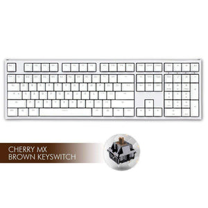 Ducky ONE 2 White LED - MX Brown switch - Choice Computer Technologies