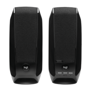 Logitech S-150 2.0 Speaker System - 1.2 W RMS - Black - Choice Computer Technologies