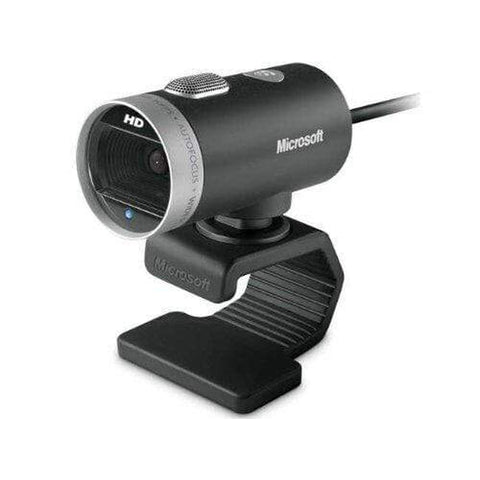 Microsoft LifeCam 6CH-00001 Webcam - 30 fps - USB 2.0 - Choice Computer Technologies
