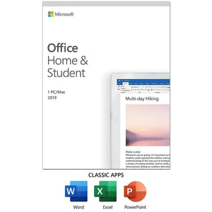 Microsoft Office Home and Student 2019, English - Choice Computer Technologies