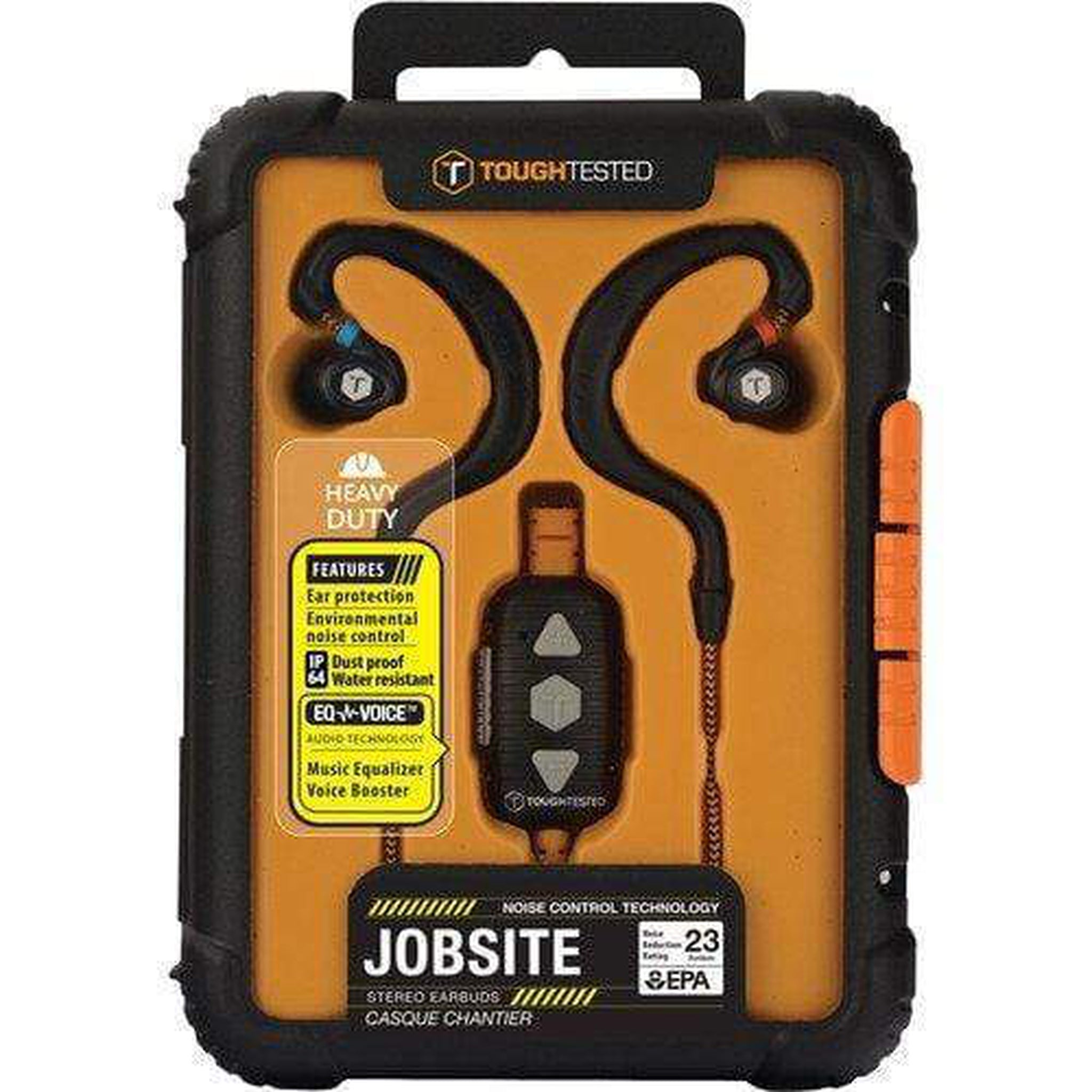TOUGH TESTED EARBUD JOBSITE DUSTPROOF - Choice Computer Technologies