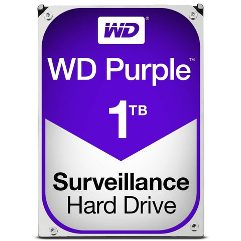 WD Purple 1TB Surveillance Hard Drive - Choice Computer Technologies