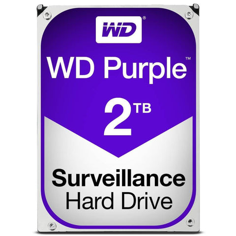 WD Purple 2TB Surveillance Hard Drive - Choice Computer Technologies