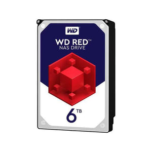 WD RED 3.5-INCH SATA HARD DRIVES 6TB - Choice Computer Technologies