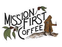 Mission First Coffee Logo