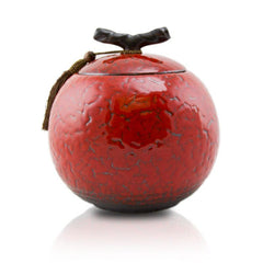 Cherry Ceramic small cremation urn