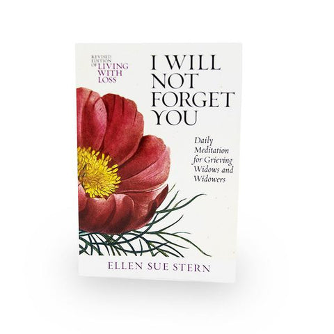 Cover of I Will Not Forget You book