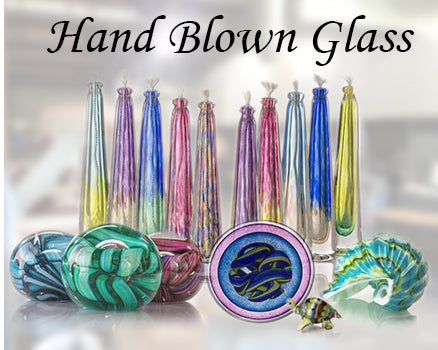 Hand Blown Glass banner image