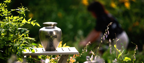 Four questions to consider when choosing a cremation urn.