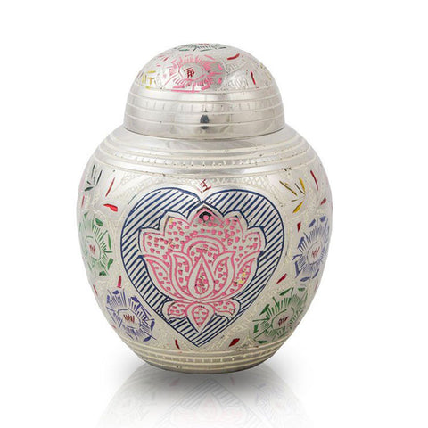 Lotus Blossom Pet Urns - Small