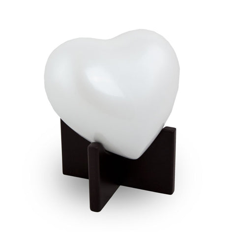 Pearl In Our Hearts Infant Cremation Urn