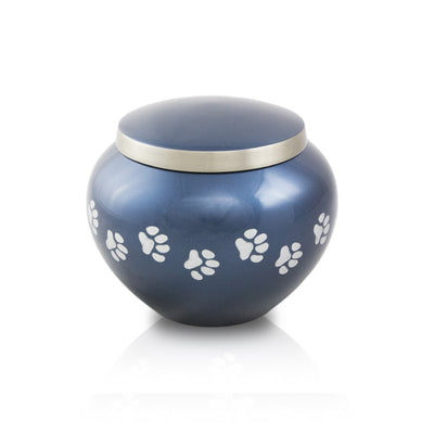 Extra Small Odyssey Pet Urns - Midnight Blue