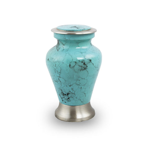 Glenwood Cremation Keepsake - Blue