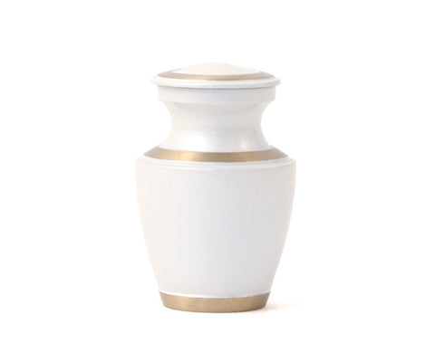 Trinity Pearl Cremation Keepsake