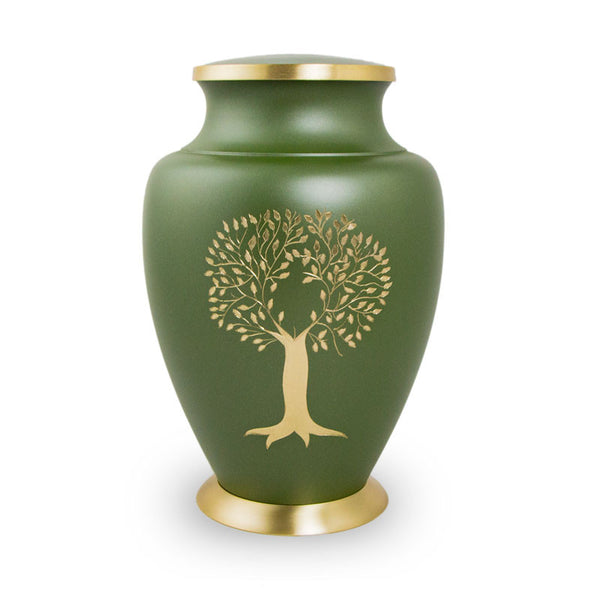Aria Tree of Life Cremation Urn - Large