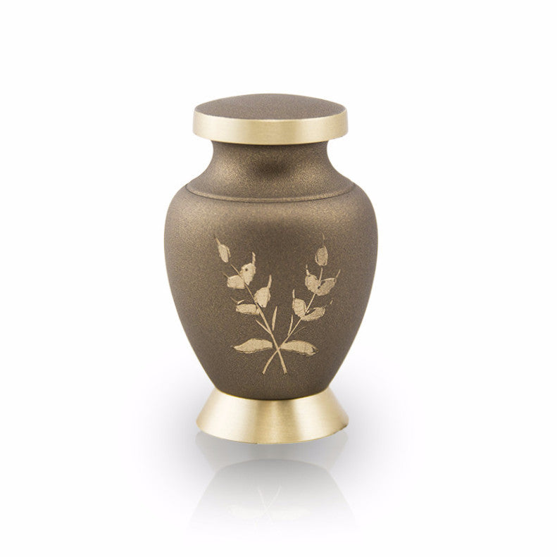 Aria Wheat Cremation Keepsake