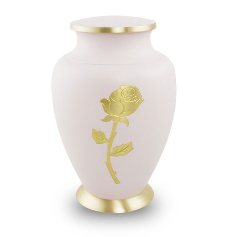 Aria Rose Cremation Urn - Large