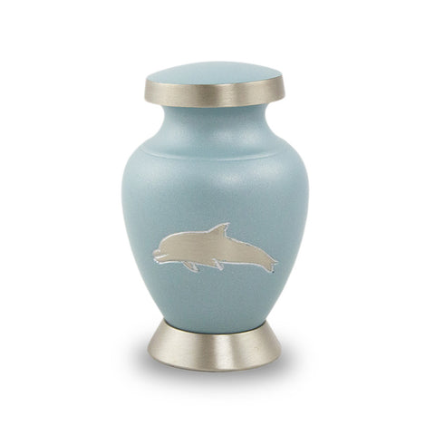 Aria Dolphin Cremation Keepsake