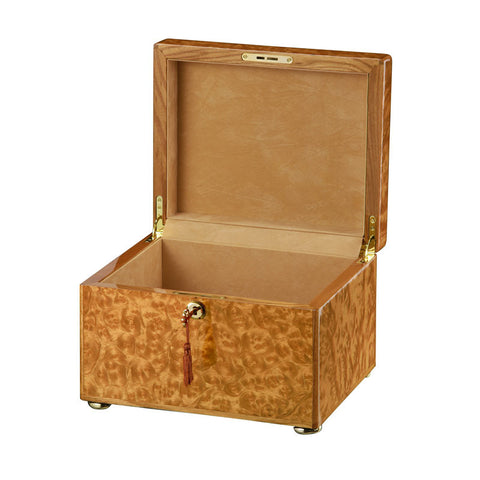 Tranquility Wooden Cremation Urn and Memory Chest