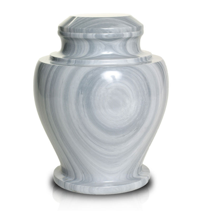 Galaxy Marble Cremation Urn