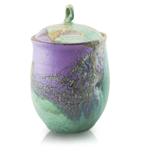 Royal Splendor Ceramic Cremation Urn