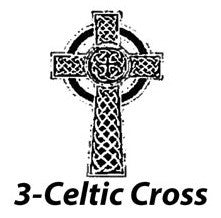 3-Celtic Cross Symbol (+$29.95)