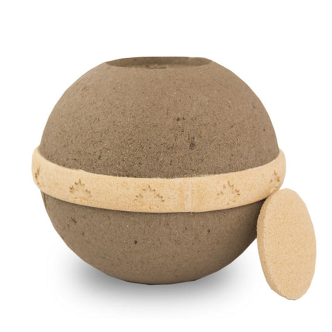 Golden Sand Biodegradable Cremation Urn