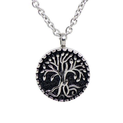 Tree of Life Cremation Necklace