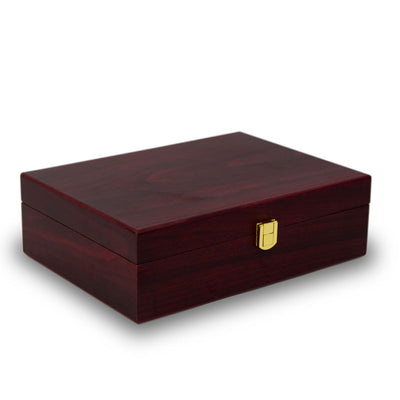 Rosewood Finish Memory Chest