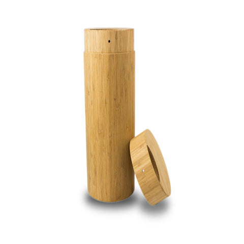 Biodegradable Bamboo Scattering Tube - Small