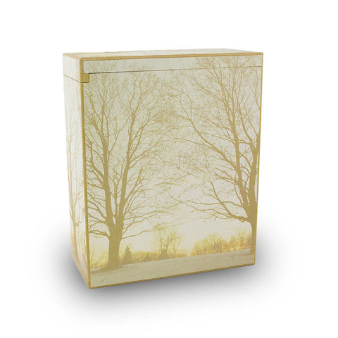 Large Serenity Cremation Scattering Urn