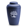 NatureUrn® Biodegradable Cremation Urn - Blue
