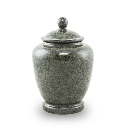 Green Granite Classic Cremation Urn
