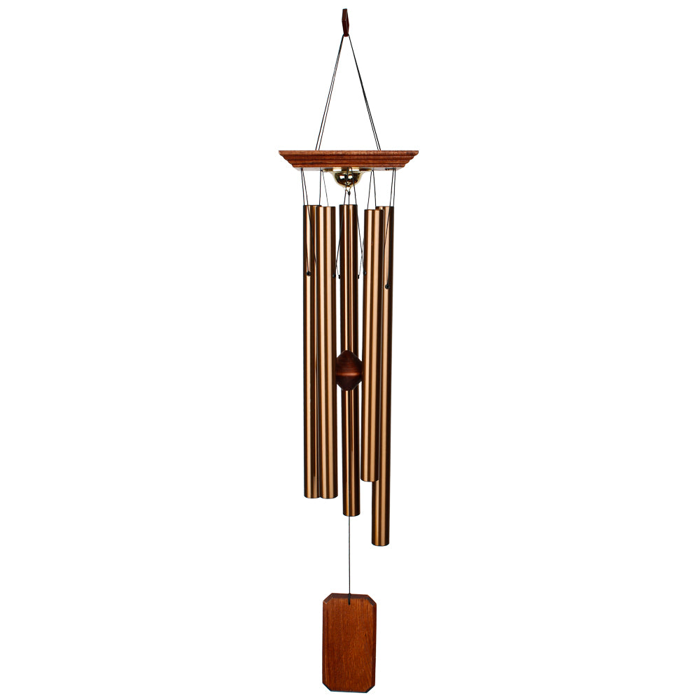 Memorial Wind Chime with Ash Keepsake Component - Large