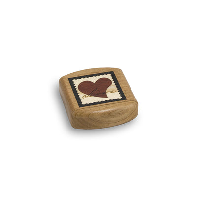 Symbol of Love Wooden Keepsake