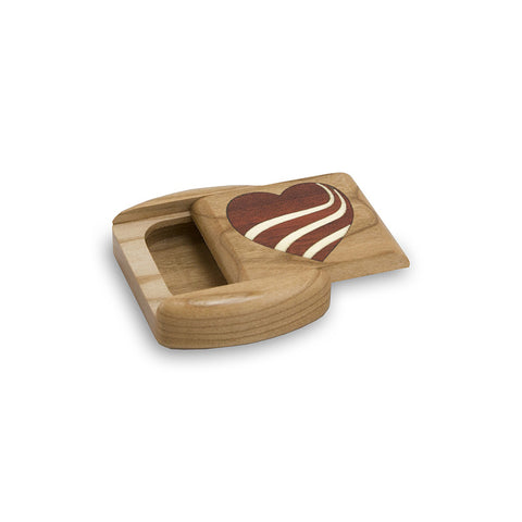 Heartfelt Wishes Wooden Keepsake Box