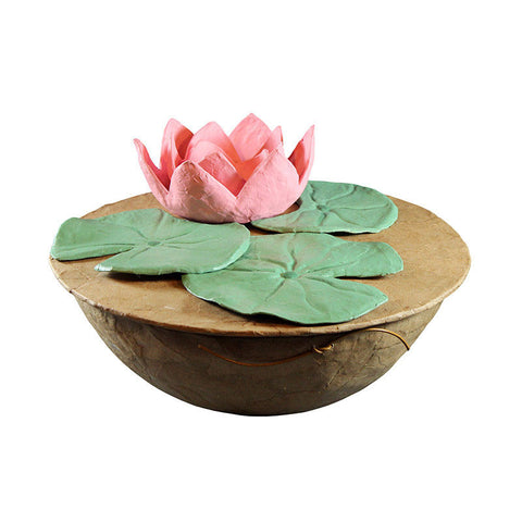 Divine Lotus Biodegradable Cremation Urn