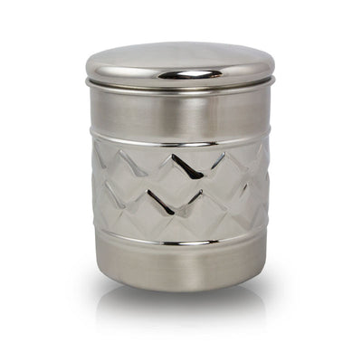 Metal Pet Cremation Urn - Wave