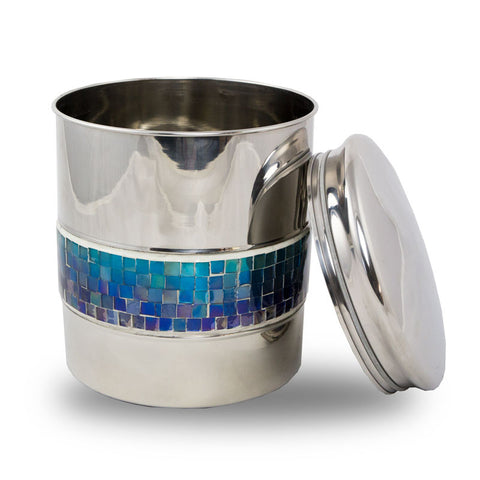 Scattering Cremation Urn - Ocean Mosaic