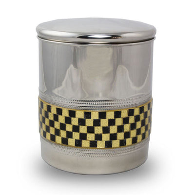 Scattering Cremation Urn - Golden Luxury