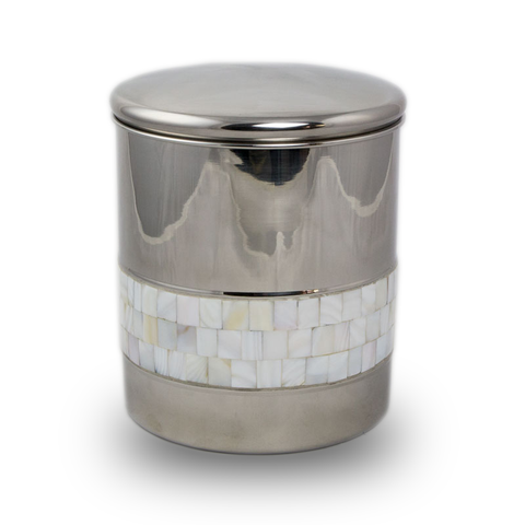 Scattering Cremation Urn - Mother of Pearl