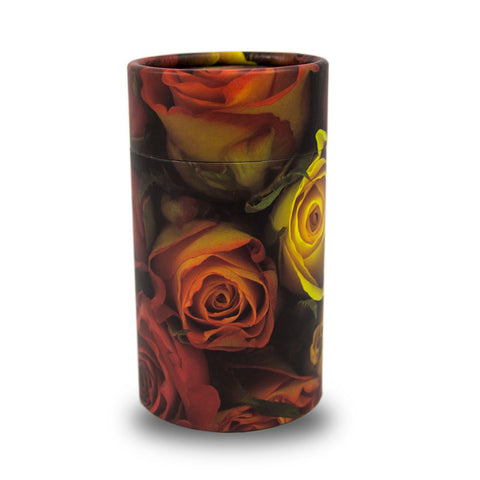Rose Scattering Cremation Urn- Mini