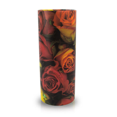 Rose Scattering Cremation Urn- Large