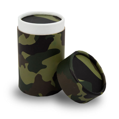 Camouflage Cremation Scattering Tube - Mini